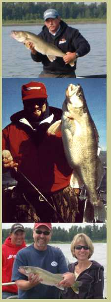 Portland Walleye Fishing Guides